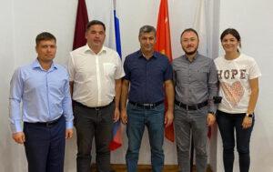 Санкт-Петербургский государственный университет ветеринарной медицины посетила делегация специалистов из Турции