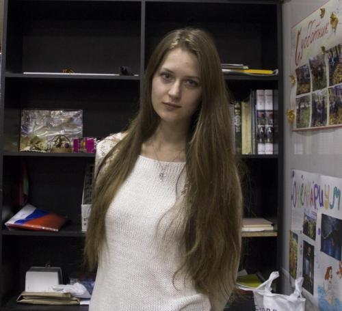 Виктория Сущень