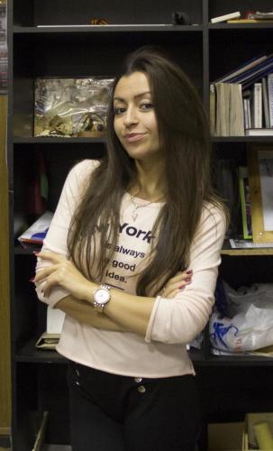 Розикова Карина